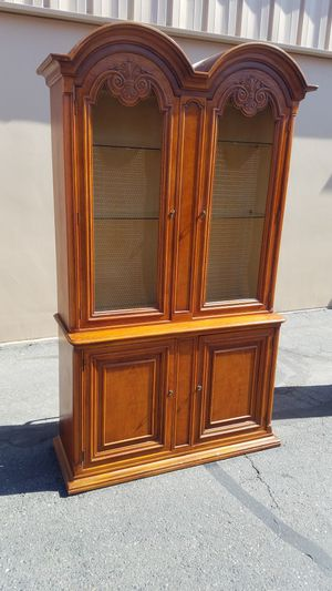 China cabinet for Sale in Modesto, CA