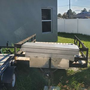 Trailer two for 1,700 for Sale in Kissimmee, FL