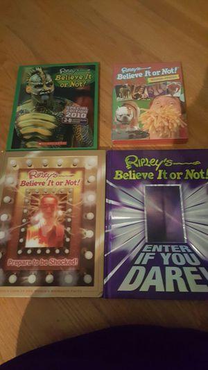 Ripleys believe it or not books for Sale in Odenton, MD