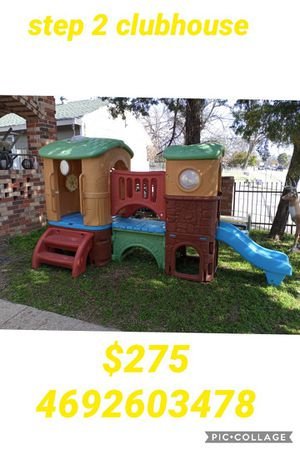 Step 2 clubhouse for Sale in Dallas, TX