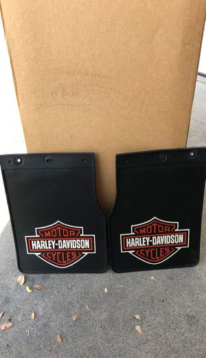 Harley Davidson pick up truck/trailer mud flaps. for Sale in West Covina, CA
