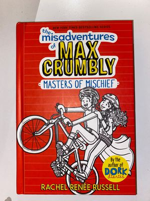 The misadventures of max crumbly by Rachel Renee Russell for Sale in Los Angeles, CA