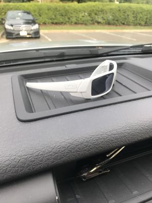 White polarized Oakley Gascans for Sale in Fairfax, VA