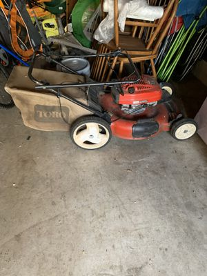 Free lawn mower- sometimes works for Sale in Portland, OR