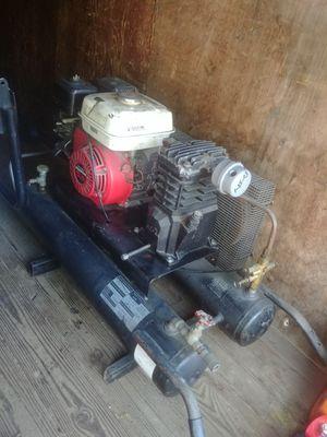 5.5 hp gas air compressor for Sale in Randolph, MA