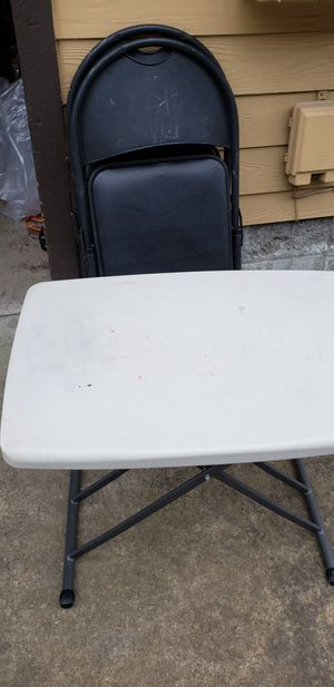 Table and chairs for Sale in Portland, OR