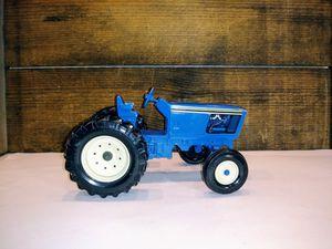 Ertl farm tractor rare blue for Sale in American Fork, UT