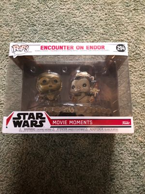 Star Wars movie moments encounter on Endor for Sale in Lock Haven, PA