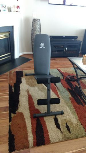 Workout bench for Sale in Raleigh, NC