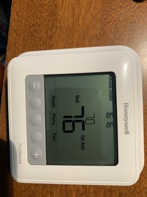 Honeywell programmable thermostat for Sale in Duluth, GA