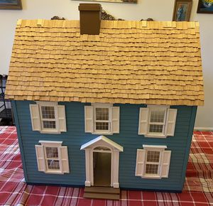 Refurbished Wooden Doll House for Sale in Stafford, VA