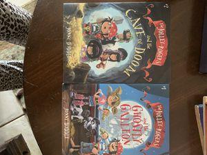 Children's book hardback jolly Rogers for Sale in Gibsonton, FL