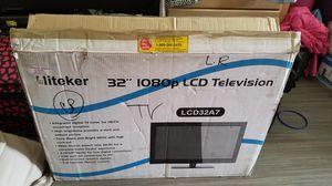 """32"""" 1080p LCD TV for Sale in Garden Grove, CA"""
