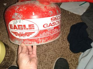 Eagle 2.5 gal. Gas tank for Sale in Lee's Summit, MO