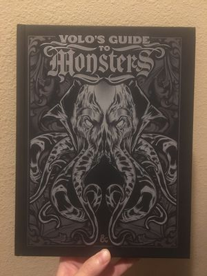 Volo's Guide to Monsters Limited Edition - Dungeons & Dragons - D&D for Sale in Bellevue, WA
