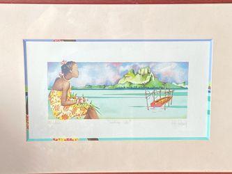 Limited Print Titi Becaud for Sale in Grandview,  WA