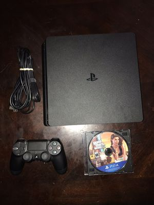 PS4 1tb Slim for Sale in Fresno, CA