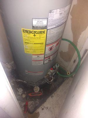 Gas hot water heater tank for Sale in Wichita, KS