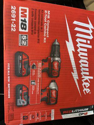 Milwaukee kit for Sale in Philadelphia, PA