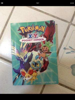 Pokemon x and y pocket comics for Sale in Pico Rivera, CA