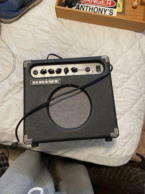Amplifier for Sale in Fresno, CA