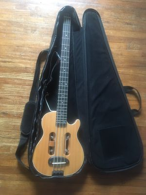(Rare) Traveler Bass Guitar MK-II [Fits in overhead for touring] for Sale in Nashville, TN