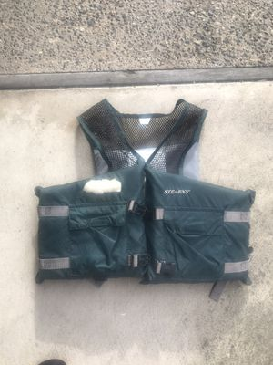 Adult life jacket universal size for Sale in Turlock, CA