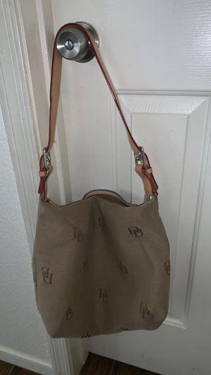 Dooney & Bourke Hobo Bag Tan for Sale in Phoenix, AZ