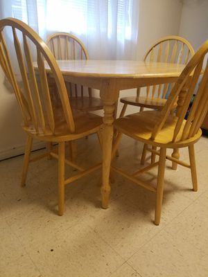 5 Piece Dining Table for Sale in Payson, UT