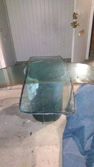67 Camaro windshield and rear glass 2pcs. for Sale in Santa Ana, CA