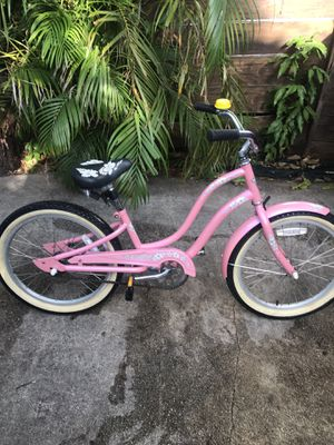 """Electra Hawaii Kids Youth Beach Cruiser Bicycle ~ Pink ~ 20"""" Wheels ~ CUTE for Sale in Miami, FL"""