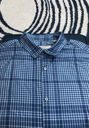 Burberry Dress Shirt - Large for Sale in Chicago, IL