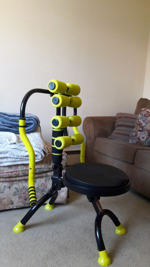 Chair for exercise new never used for Sale in Waltham, MA