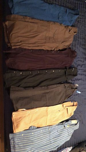 Men's Button- Up / Dress Shirts for Sale in Pittsburgh, PA