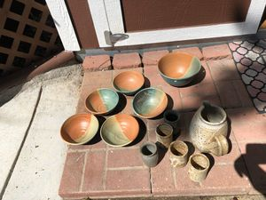 Handmade pottery Never used for Sale in Aurora, CO