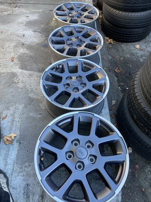 Jeep wheels 18 for Sale in Santa Clara, CA