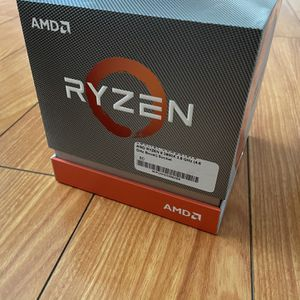 AMD RYZEN 9 3900X with fan for Sale in Cupertino, CA