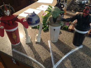 Collectible Star Wars cups for Sale in Grand Junction, CO