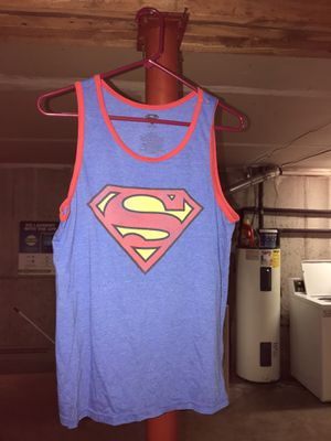 Superman shirt size small for Sale in Menomonie, WI