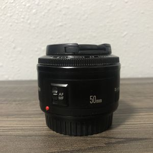 Canon EF 50mm 1.8 STM Lens for Sale in Garden Grove, CA