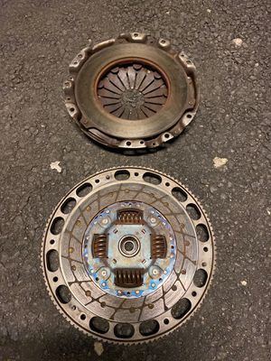 Exedy stage 1 clutch kit with light flywheel for Sale in Moreno Valley, CA