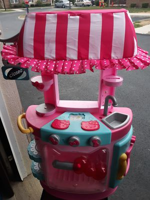 Hello Kitty play Kitchen for Sale in Columbus, OH