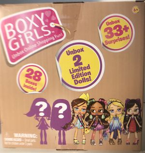Boxy Girls Case 33+ Surprises for Sale in Hollywood, FL