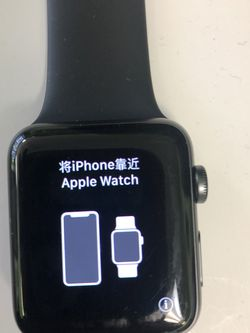 Apple Watch Series 3 GPS 42mm In Great Condition Comes With Charger for Sale in Virginia Beach,  VA