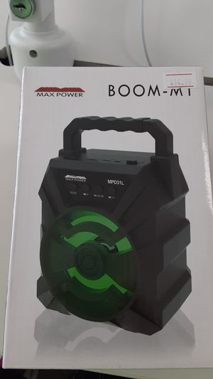 Boom mt for Sale in San Angelo, TX