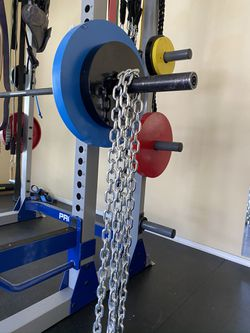 Crossfit Chains 15 ft 20lbs $ 70 each ! for Sale in Los Angeles,  CA