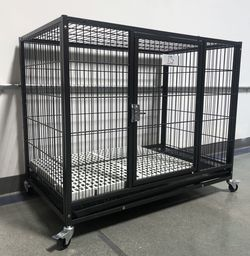 Brand new HD Dog Pet Kennel Cage With Partial ABS Plastic Floor And Metal Grid🐾 🐶 Please see dimensions in second picture 🐶 for Sale in Phoenix,  AZ