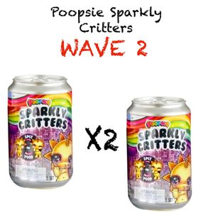Poopsie Sparkly Critters Drop 2! New Release x 2 for Sale in Spraggs, PA
