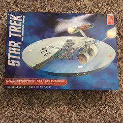 Star Trek Collectors Model Kit for Sale in San Angelo,  TX