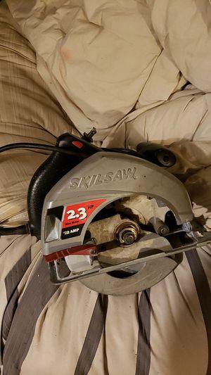 Skilsaw skillsaw circular saw for Sale in Perris, CA
